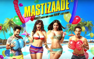 Mastizaade 2016 Hindi 720p HD Bluray 1GB Download