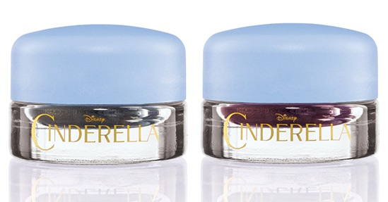 MAC Cinderella - Fluidine Little Black Bow y Macroviolet