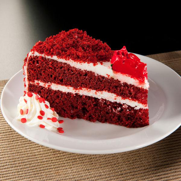 Tremendous Birthday Cake Recipes Red Velvet Dessert Souk Funny Birthday Cards Online Kookostrdamsfinfo