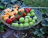 Five-Minute Fruit Salad