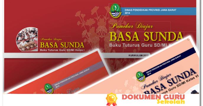 Buku Guru Bahasa Sunda SD-MI Kelas 1 2 3 4 5 6 Download ...