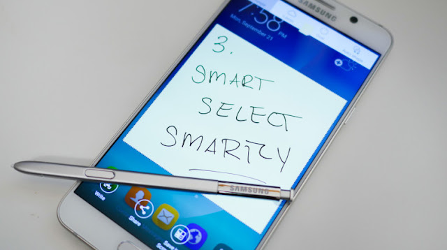 Cara Mengatasi Boros Batre di Samsung Galaxy Note 5 8