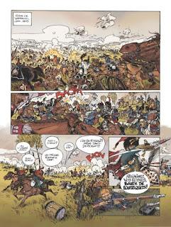 Le-Vétéran-tome-1-de-Mezzomo-et-Frank-Giroud-bd-récit-historique-période-napoleonienne-quete-identite-scenario-illustration-album-livre-bulle-aventure