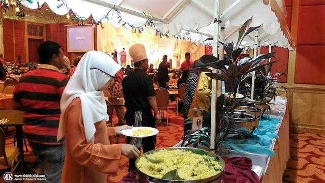 Ramadan Bufet De Palma Shah Alam
