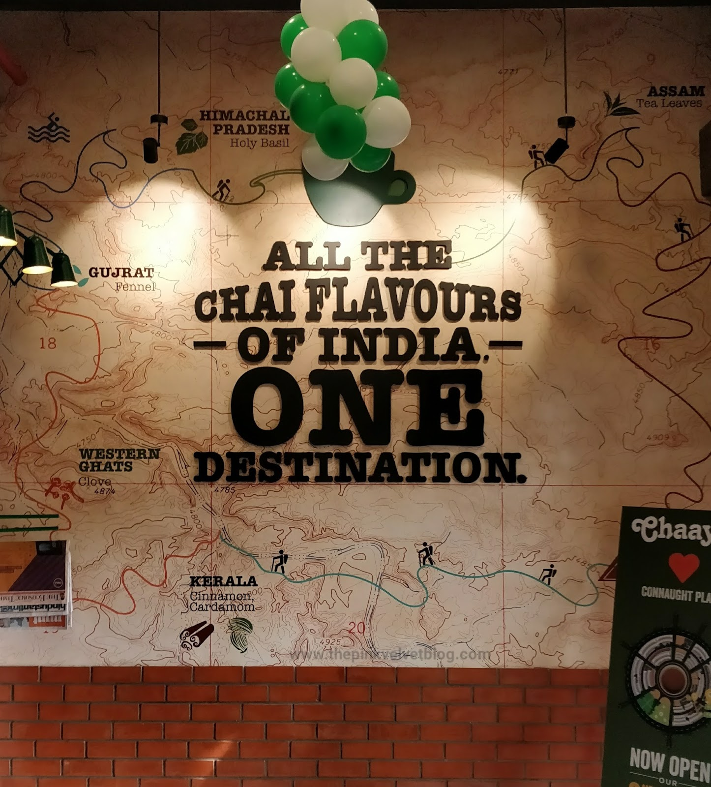 Chaayos Cafe - Winter Special Menu