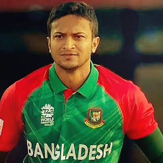 Shakib Al Hasan Cricket Player Biography Photos