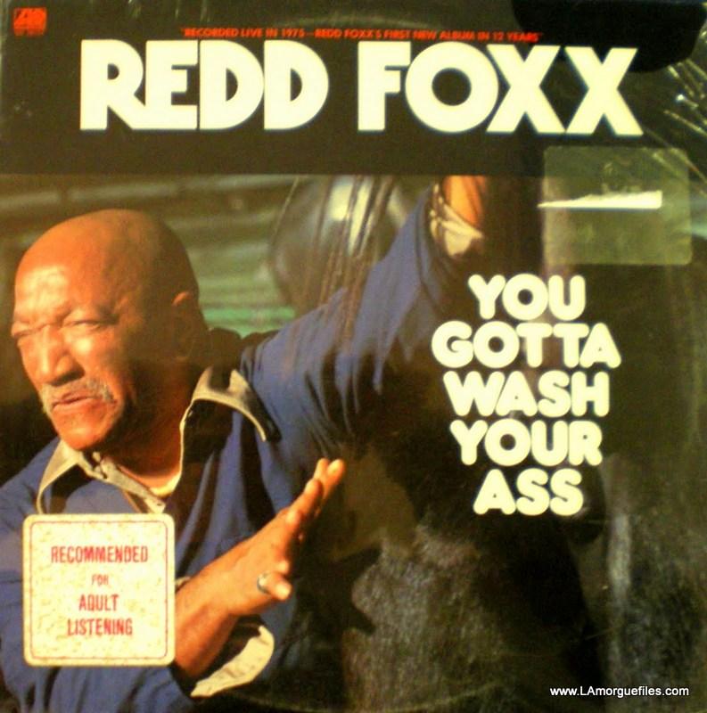 Redd Foxx Name