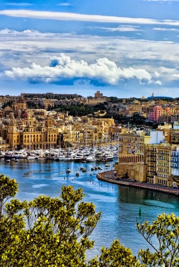 Vittoriosa Marina, Malta 10 Most Beautiful Island Countries in the World