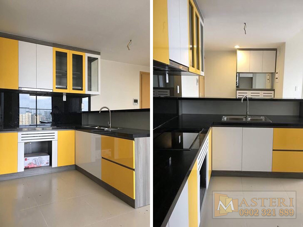 Bán căn hộ Masteri Thảo Điền T5 Block A 2PN - hình 3