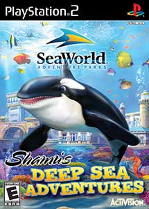 Descargar Sea World Shamu's Deep Sea Adventures PS2