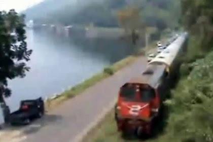 Jadwal Dan Harga Tiket Kereta Api Wisata Danau Singkarak