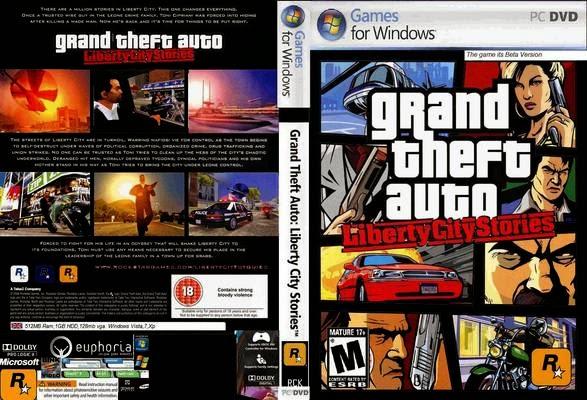 Gta liberty city free download ocean of games.