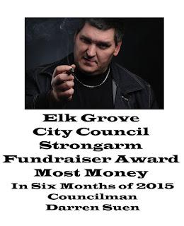 Darren Suen Elk Grove City Council