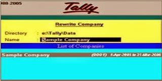 Repair corrupted tally datas