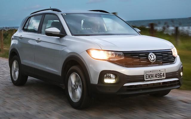 Volkswagen T-Cross para PcD - preço