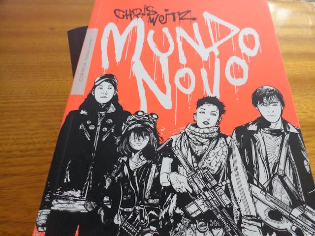 Resenha: Mundo Novo (Mundo Novo #1)