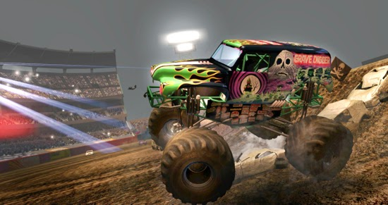 Video Games Monster Jam As Big As It Gets Free Monster Trucks Game On Ios