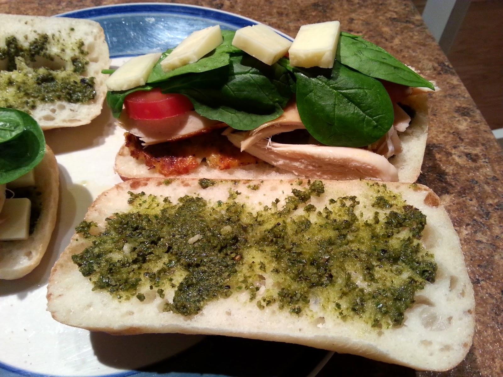 Panini Happy Sandwich Cake