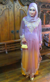 Kebaya Dress Dian Pelangi