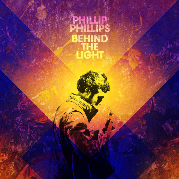 Phillip Phillips - Behind the Light (Deluxe Version) Cover