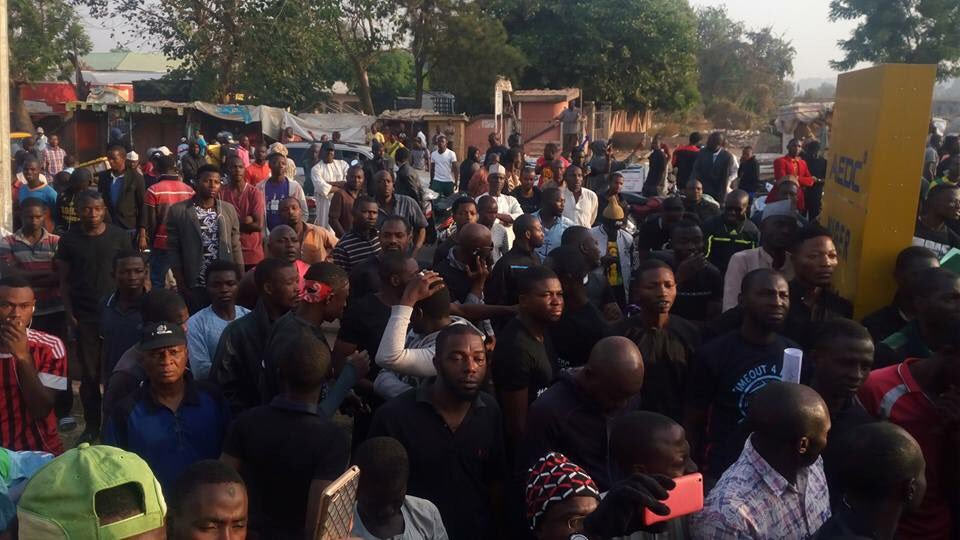 Bring back our light - Niger State residents protest power outage
