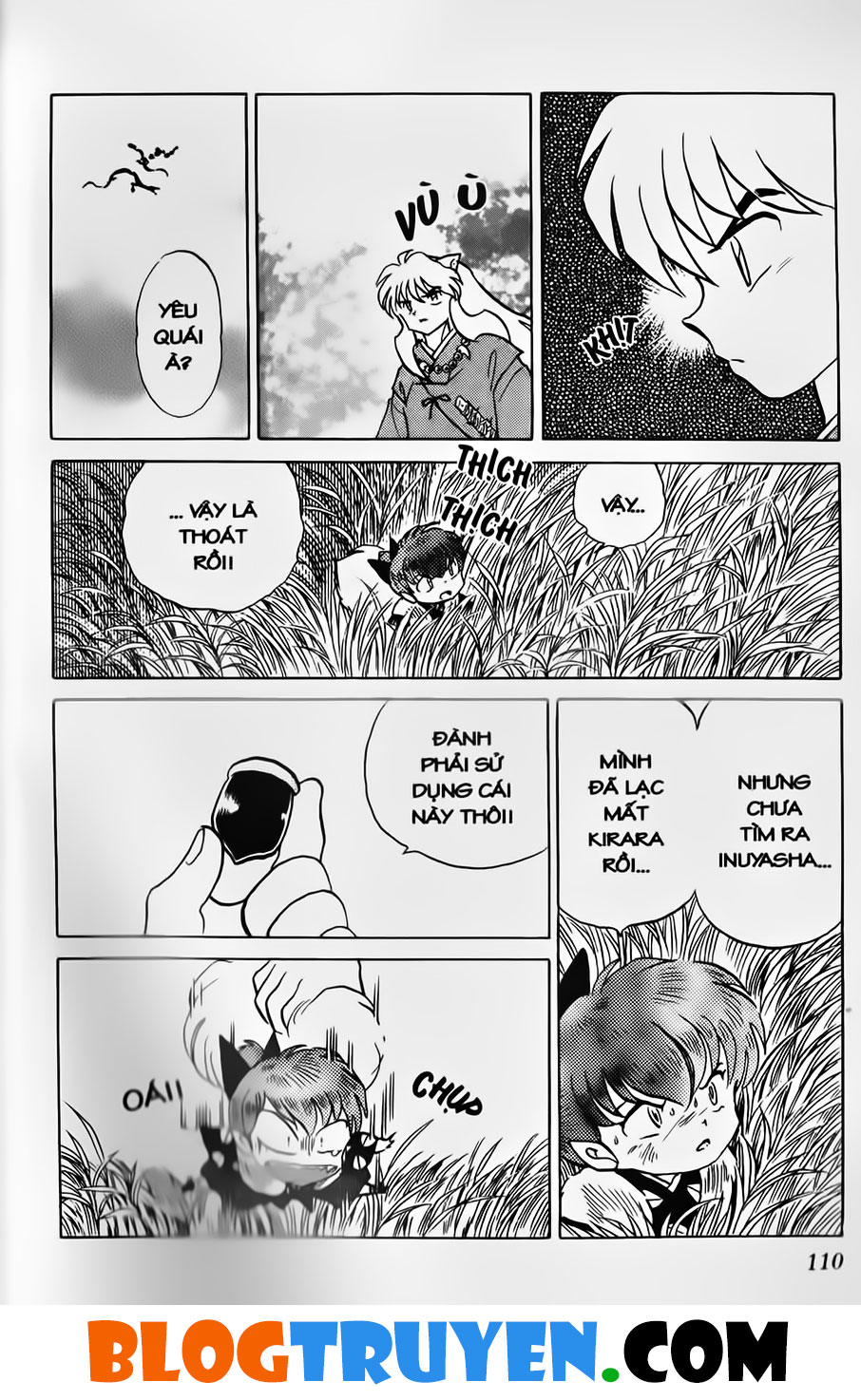 Inuyasha vol 29.6 trang 17