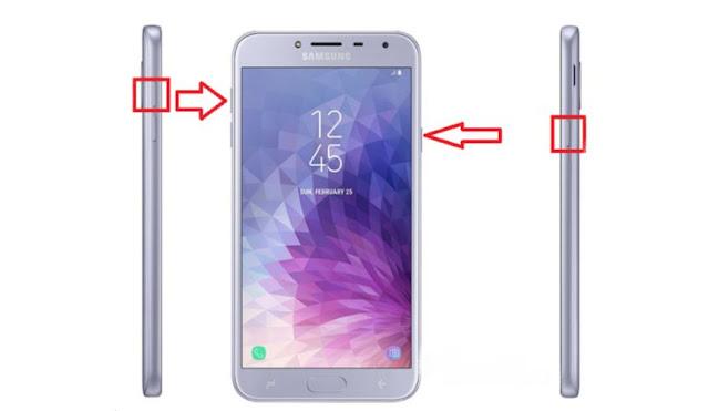 طريقة ﻓﻮﺭﻣﺎﺕ ﺍﻭ ﺍﺳﺘﻌﺎﺩﺓ ﺿﺒﻂ ﺍﻟﻤﺼﻨﻊ ﻟﻬﺎﺗﻒ SAMSUNG Galaxy J4