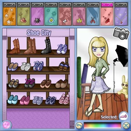 Superstar fashion girl » android games 365 free android games.