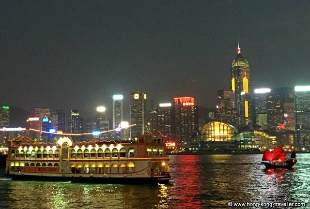 Take the Star Ferry across Victoria Harbor