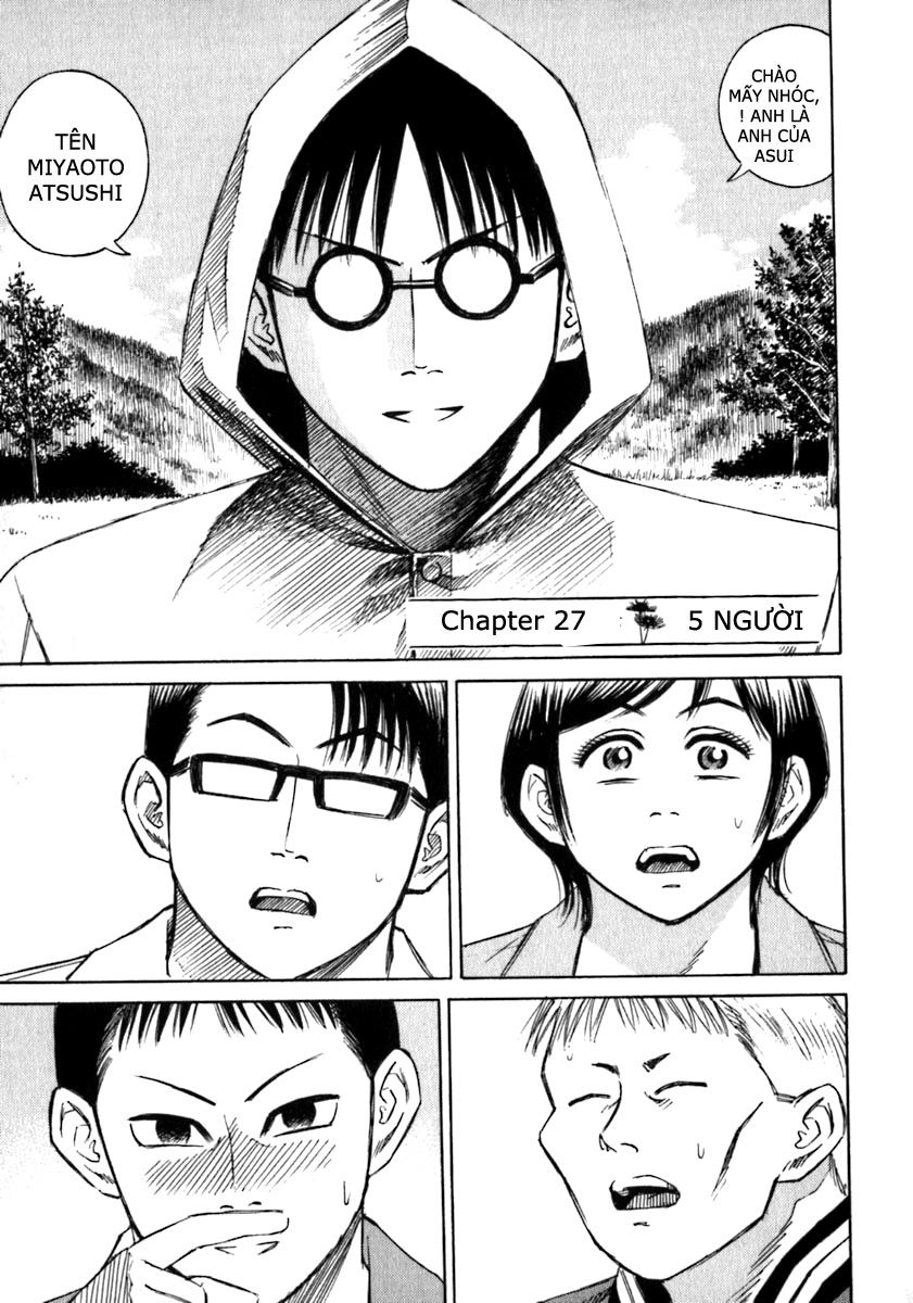 Higanjima chapter 27 trang 1