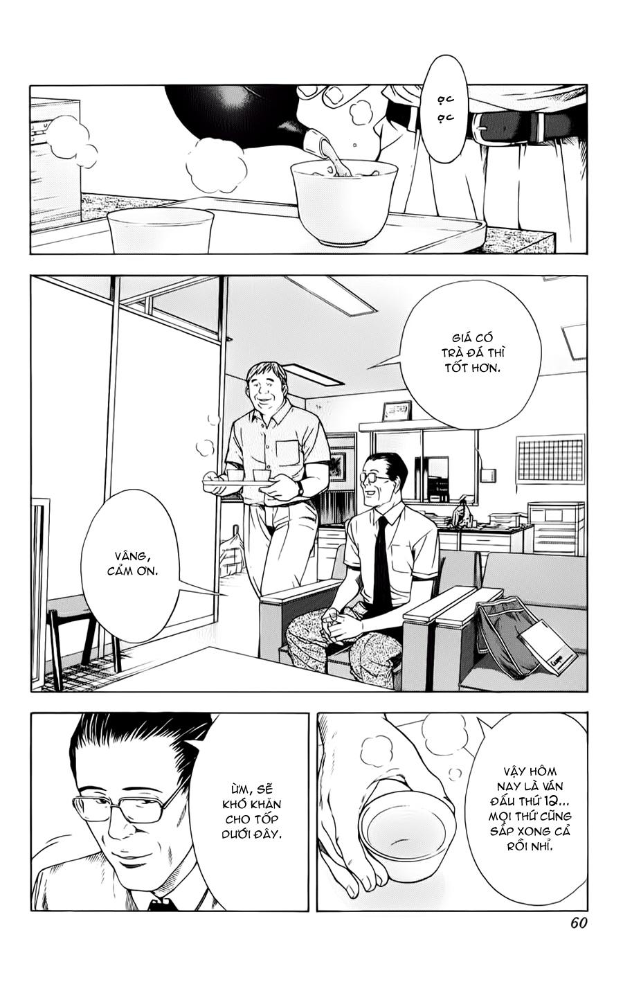 Hikaru No Go hikaru no go chap 81 trang 11