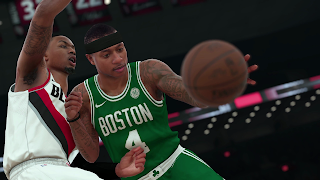 Lillard vs Isaiah Thomas