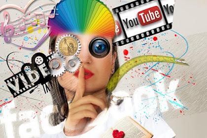 Cara Membuat Thumbnail Youtube Keren, Ideal dan Bagus Full Support