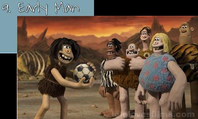 Early Man 2018 movie Aardman Animation
