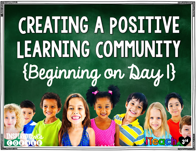 Creating a Positive Learning Environment in Your Elementary Classroom.