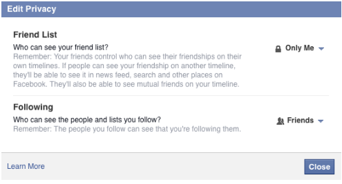 How Do You Make Your Friends Private on Facebook