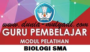 Modul UKG Guru Pembelajar Biologi SMA