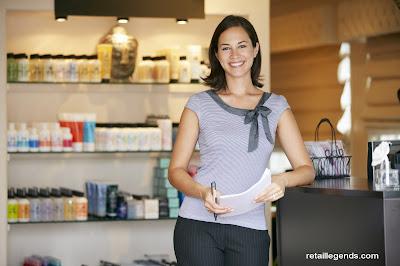 retail legends sales customer service training