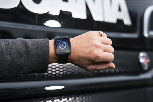 SCANIA's Wearable Tech Ahead Of Its Time - Sponsored Video | Cool Cars - Electric | Sports | Classics