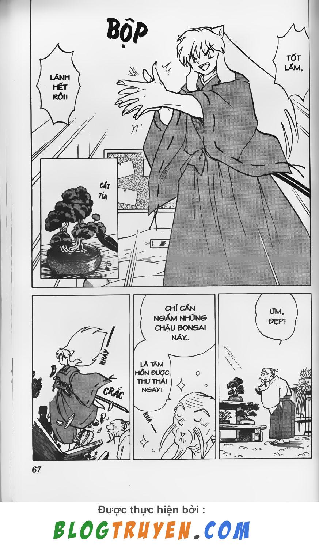Inuyasha vol 40.4 trang 8