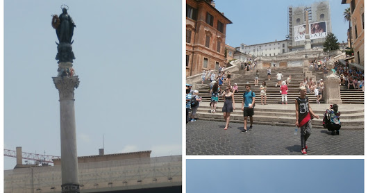 Catching the Travel Bug!-Rome