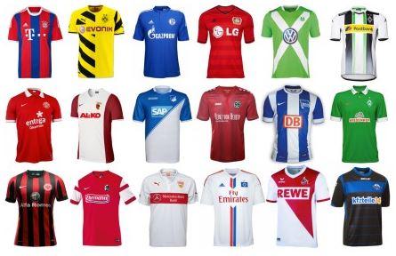 PES 6 Pack kits Bundesliga 14-15 - Micano4u | PES Patch | FIFA Patch