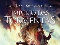 Resenha Império das Tormentas - Império das Tormentas # 1 - Jon Skovron