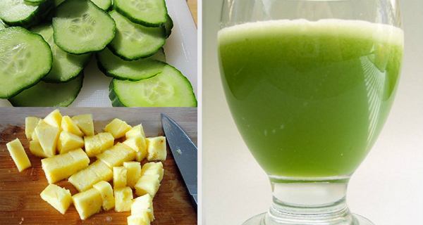 Here Is The Most Effective Juice For Burning Belly Fat