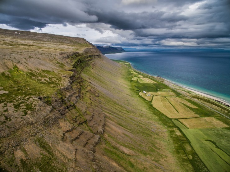 7. Westfjords, Iceland - Top 10 Beautiful Fjords Around the Earth