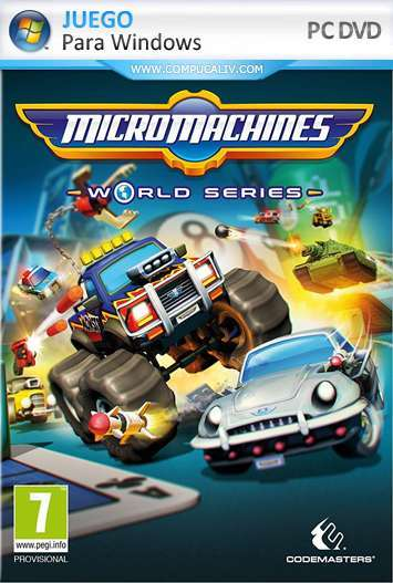 Micro Machines: World Series PC Full Español
