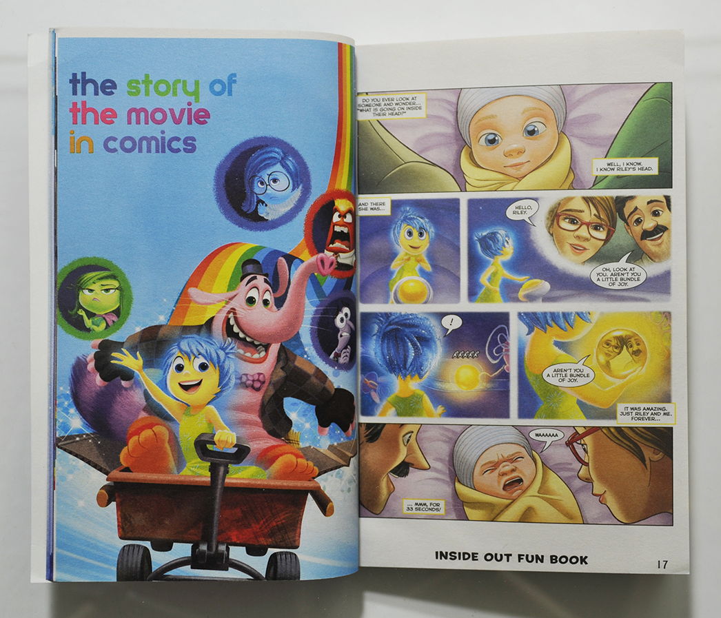 inside out book reaction Inside out: straight talk from a gay jock, autobiography by mark tewksbury 2006 inside out , christian book by larry crabb inside out & back again , children's book by thanhha lai.