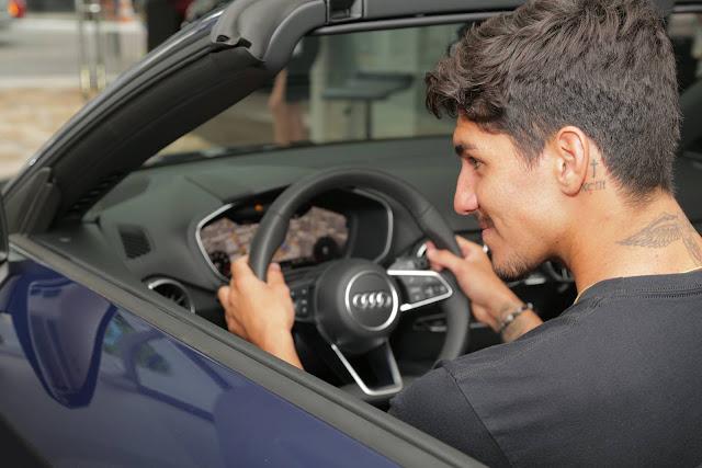 Audi TT - Gabriel Medina