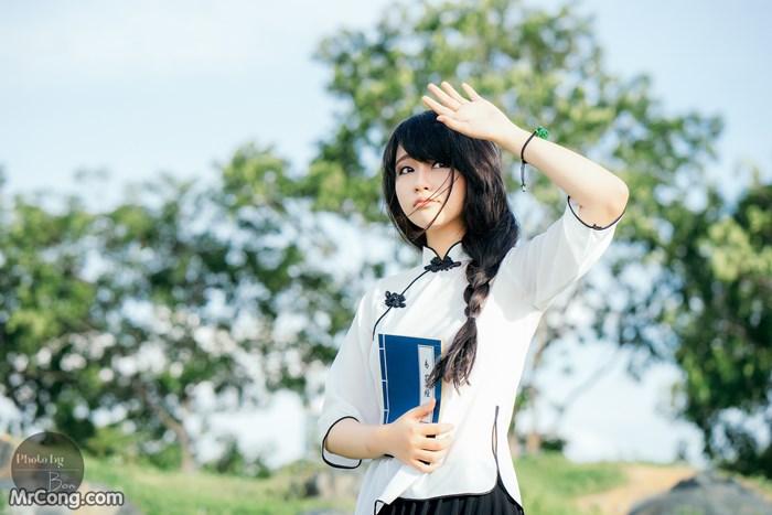 Image Girl-xinh-Viet-Nam-by-Hoang-Vu-Lam-MrCong.com-306 in post Những cô nàng Việt trẻ trung, gợi cảm qua ống kính máy ảnh Hoang Vu Lam (450 ảnh)