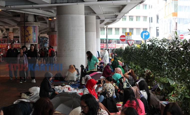 Anggota parlemen: Buruh Migran akan Mendapatkan Hak Jam Kerja Standar jika Warga Hong Kong juga Mendapatkannya